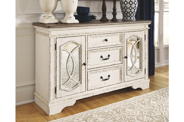 Realyn Dining Room Server Demeyer Furniture And Mattress Of Idaho
