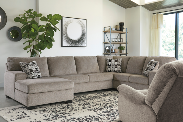 3 Piece Sectionals W/ LAF Chaise Resized